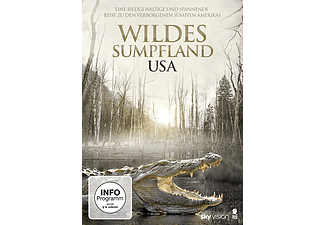 Wildes Sumpfland USA - (DVD)