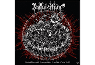 Inquisition - Blodshed Across The Empyrean Altar Beyond The Cele - (CD)
