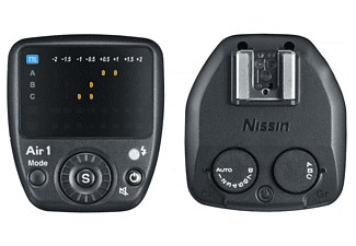 NISSIN Commander Air 1 + Receiver Air R Canon
