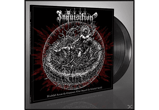 Inquisition - Blodshed Across The Empyrean Altar Beyond The Cele - (Vinyl)