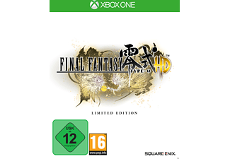 Final Fantasy Type-0 HD Limited Edition - Xbox One