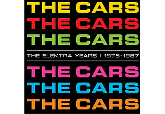 The Cars - The Elektra Years 1978-1987 (Vinyl LP (nagylemez))