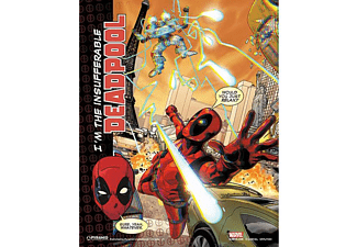 Deadpool 3D Poster Attack