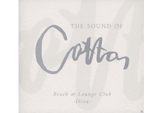 VARIOUS - Cotton Beach Club Ibiza - (CD)