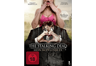 The Stalking Dead - Mein kopfloser Ex - (DVD)