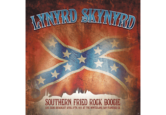 Lynyrd Skynyrd - Southern Fried Rock Boogie - (CD)