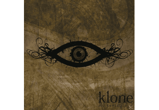 Klone - ALL SEEING EYE - (CD)