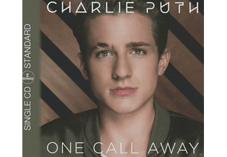 Charlie Puth - One Call Away (2-Track) - (5 Zoll Single CD (2-Track))