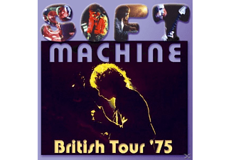 Soft Machine - British Tour '75 - (CD)