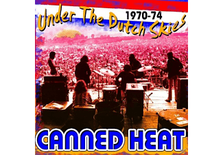 Canned Heat - Under the Dutch Skies - (CD)