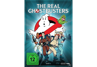 The real Ghostbusters - Box 1 - (DVD)