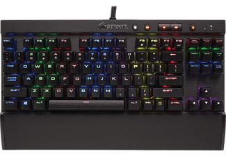 CORSAIR Gamingtoetsenbord Rapidfire Cherry MX Speed AZERTY (CH-9110014-BE)