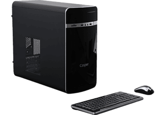 CASPER CD.M2H-6500A i5-6500U 8GB 1TB 4GB AMD R7 240 All In One PC