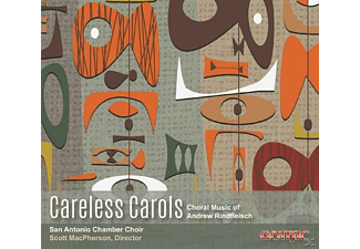 Scott Mcpherson, San Antonio Chamber Choir - Careless Carols - (CD)