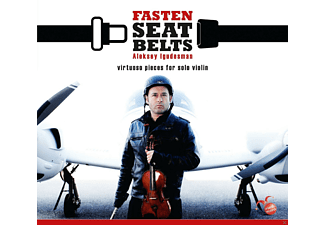 Aleksey Igudesman - Fasten Seat Belts - (CD)