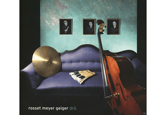 Rosset / Meyer / Geiger - Drü - (CD)