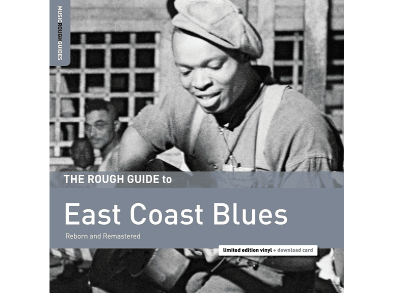 VARIOUS - Rough Guide: East Coast Blues [LP + Download]