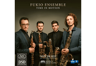 Fukio Ensemble - Fukio Ensemble-Time In Motion - (SACD Hybrid)