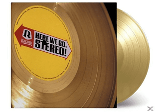 Racoon - Here We Go, Stereo! (Ltd Gold Vinyl - (Vinyl)