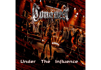 Conquest - Under The Influence - (CD)