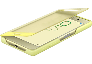 SONY Style Cover Touch SCR50 Xperia X - Lime