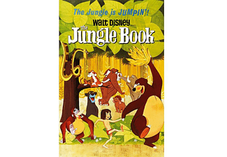 The Jungle Book Poster Jumpin'