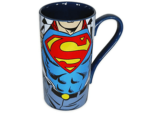 "Superman Logo Latte Tasse XL ""SUPER STRENGHT"""