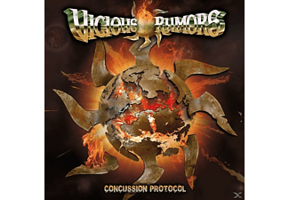 Vicious Rumors - Concussion Protocol - (CD)