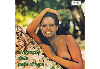 Piero Umiliani - La Ragazza dalla Pelle di Luna (LP+CD) - (LP + Bonus-CD)