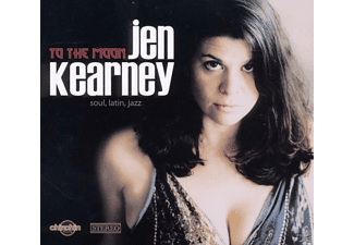 Jen Kearney - To The Moon - (CD)