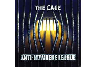 Anti-Nowhere League - The Cage - (CD)