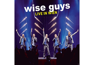 Wise Guys - Live in Wien (Deluxe Edition) - (CD + DVD Video)