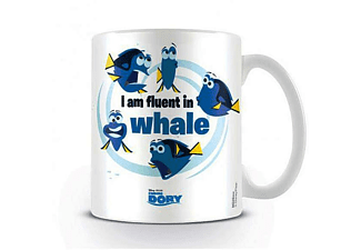 Finding Dory Tasse I am fluent in whale