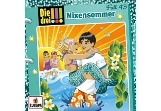 SONY MUSIC ENTERTAINMENT (GER) Die drei !!! - 043/Nixensommer , ,