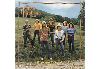 The Allman Brothers Band - Brothers of the Road (Vinyl LP (nagylemez))