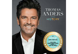 Thomas Anders - History (Deluxe Edition) - (CD)