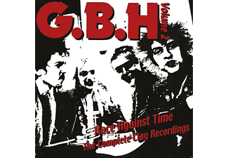 Gbh - Race Against Time-The Complete Re - (Vinyl)