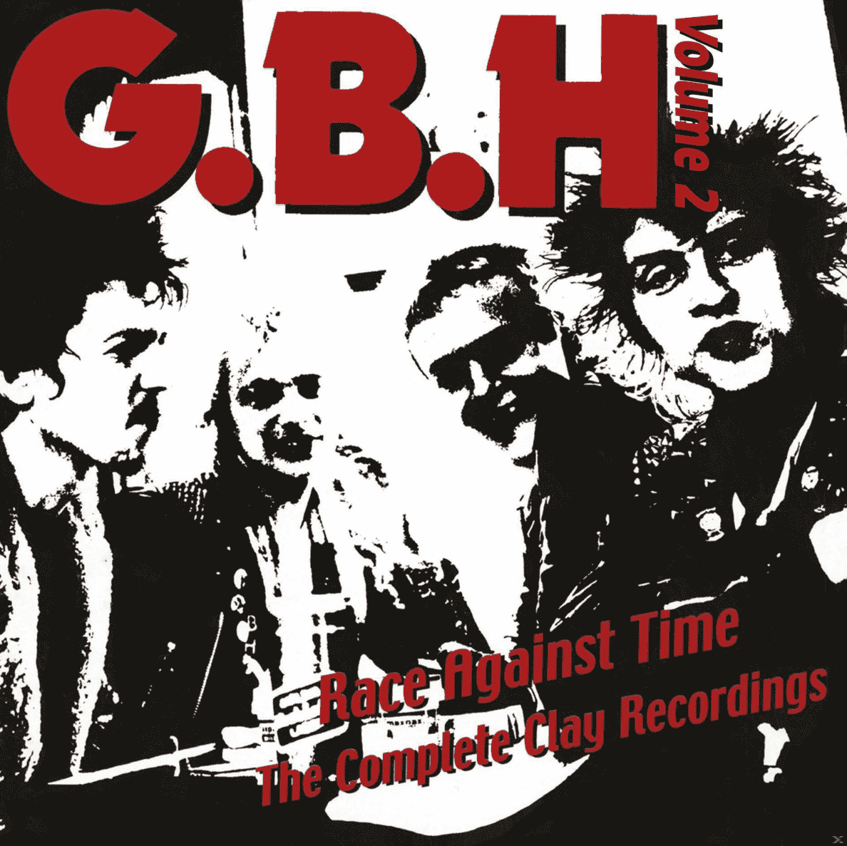 Race Against Time-The Complete Re Gbh auf Vinyl