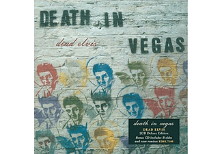 Death In Vegas - Dead Elvis (2CD+Bonus) - (CD)