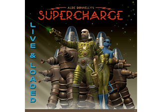 Supercharge, Albie Donellys - Live And Loaded - (CD)