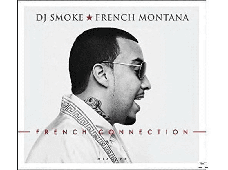 Dj Smoke, French Montana - French Connection-Mixtape [CD]