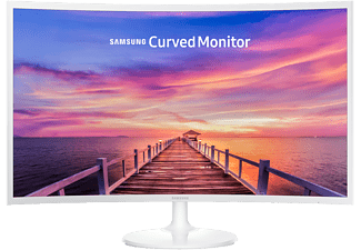 "SAMSUNG Computerscherm LC32F391FWUXEN 32"" Full-HD Curved"