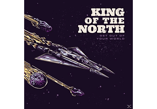 King Of The North - Get Out Of Your World - (LP + Bonus-CD)