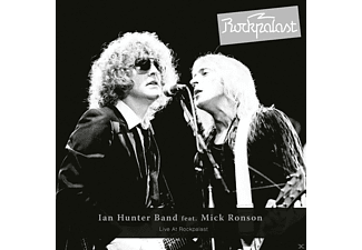 Ian Band Hunter - Live At Rockpalast - (Vinyl)