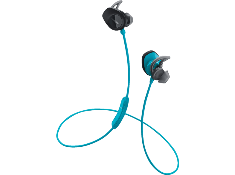 BOSE SoundSport® wireless, In-ear Kopfhörer, Aqua