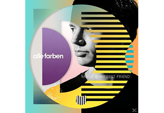 Alle Farben - Music Is My Best Friend (Gatefold) - (Vinyl)