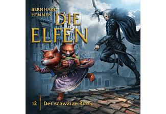 Die Elfen 12: der Schwarze Ritter - 1 CD - Science Fiction/Fantasy