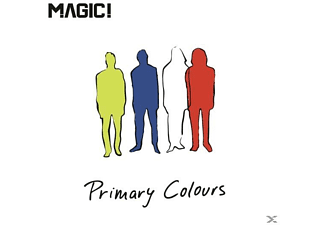 Magic - Primary Colors - (CD)