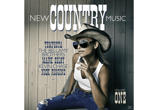 VARIOUS - New Country Music Vol.1 - (CD)