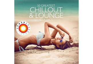 VARIOUS - 50 Greatest Chillout & Lounge Classics - (CD)